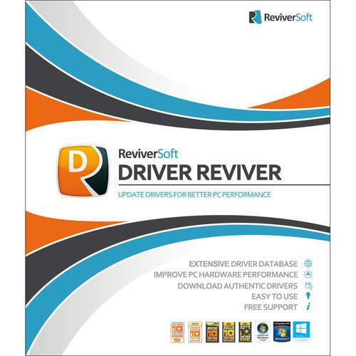 Corel  ReviverSoft Driver Reviver RSDRIMLSU010SU