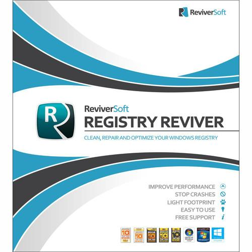 Corel ReviverSoft Registry Reviver RSREGMLSU010SU