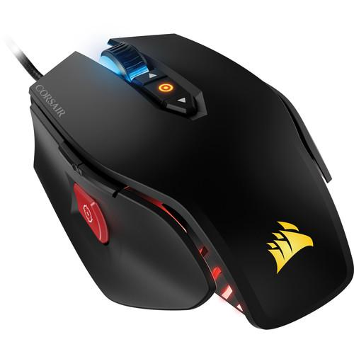 Corsair Gaming M65 RGB Laser Gaming Mouse (Black) CH-9000109-NA