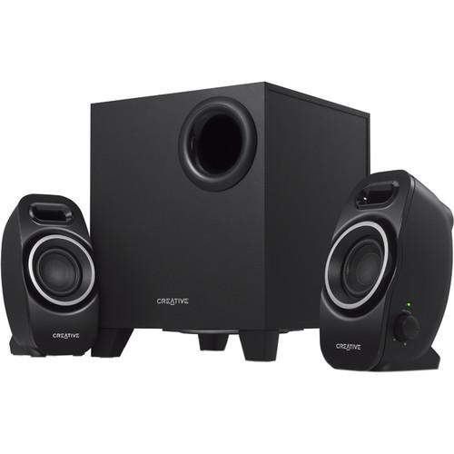 Creative Labs A250 2.1 Speaker System 51MF0420AA002