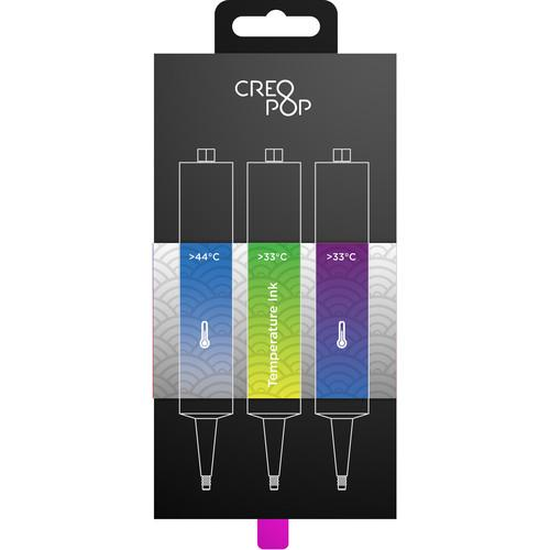 CreoPop  Temperature Sensitive Ink 3-Pack SKU008