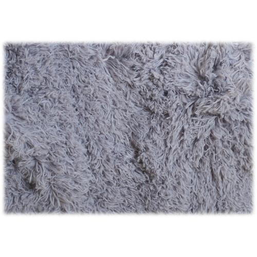 Custom Photo Props Lilac Frost Faux Fur Photo Prop (5 x 6') 1289