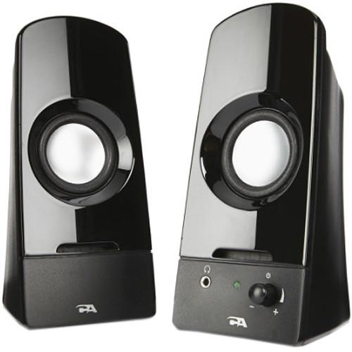 Cyber Acoustics CA-2050 Curve.Sonic 2-Piece Powered CA-2050