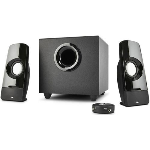 Cyber Acoustics CA-3050 Curve.Blast Speaker System CA-3050