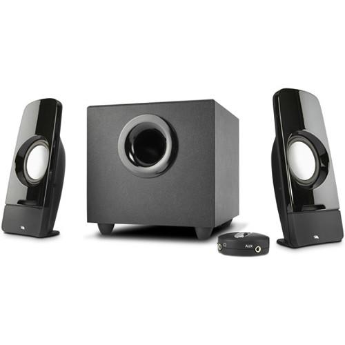 Cyber Acoustics CA-3350 Curve.Storm Speaker System CA-3350
