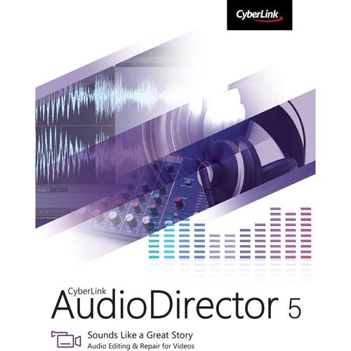 CyberLink  AudioDirector 5 ADR-0500-IWU0-00