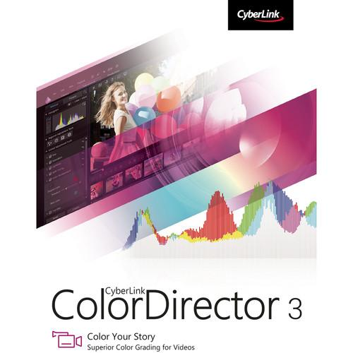 CyberLink ColorDirector 3 Ultra (Download) CDR-0300-IWU0-00