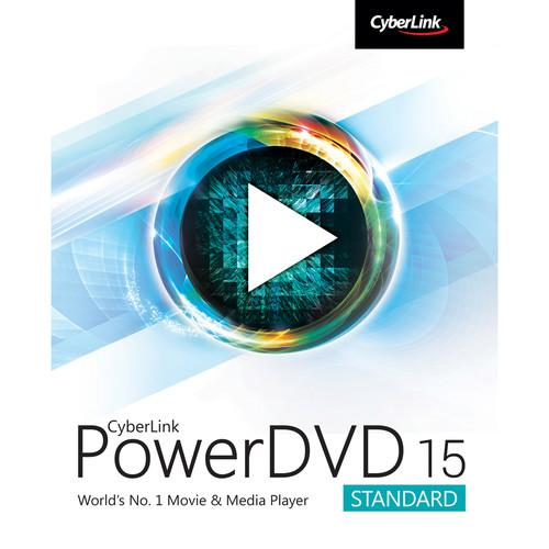 CyberLink  PowerDVD 15 DVD-0F00-IWS0-00