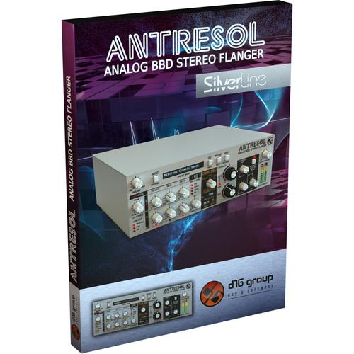 D16 Group Antresol Analog BBD Stereo Flanger Effect 11-31285