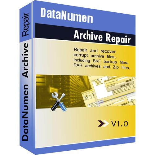 DataNumen Advanced Archive Repair (Download) AARCRFULL