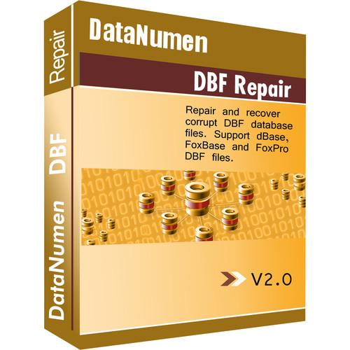 DataNumen  Advanced DBF Repair (Download) ADRFULL