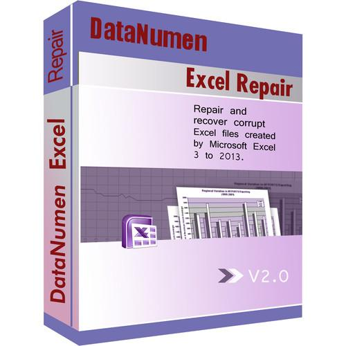 DataNumen Advanced Excel Repair (Download) AERFULL