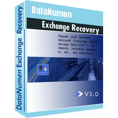 DataNumen Advanced Exchange Recovery (Download) AEXRFULL2011