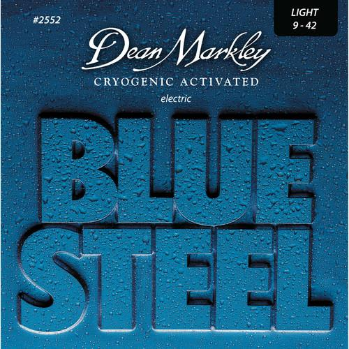 Dean Markley 2552 Blue Steel Electric Guitar Strings DM2552
