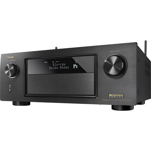 Denon IN-Command Series AVR-X4200W 7.2-Channel AVR-X4200W