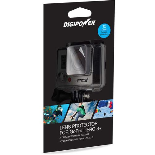 DigiPower DigiPower Lens Protector for GoPro HERO3  and LP-GPH3
