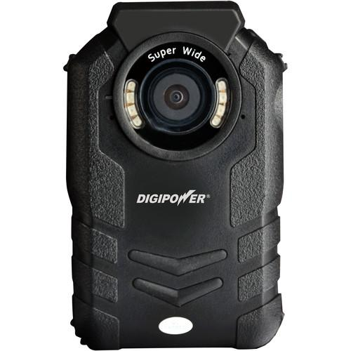 DigiPower  Police Body Camera DPS-PC1A