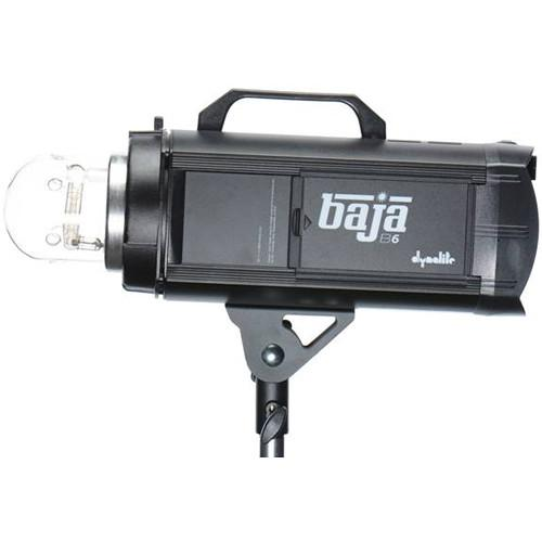 Dynalite Baja B6 Battery-Powered Monolight B6-600