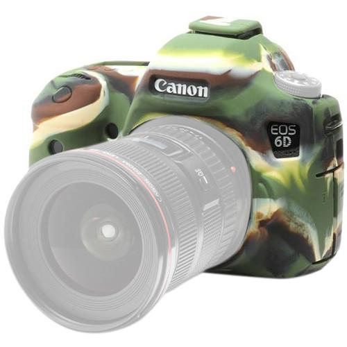 easyCover Silicone Protection Cover for Canon EOS 6D ECC6DC