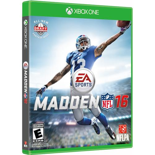 Electronic Arts  Madden NFL 16 (Xbox One) 73381