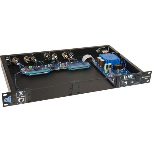 EMPIRICAL LABS EL500 Rack - 2 Channel API 500 Series EL500 RACK
