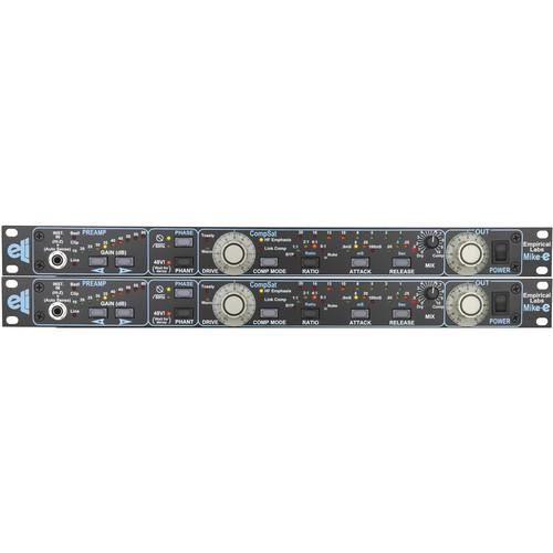 EMPIRICAL LABS Twin Pak - Dual Channel - EL-9 Mike-e TWIN PAK