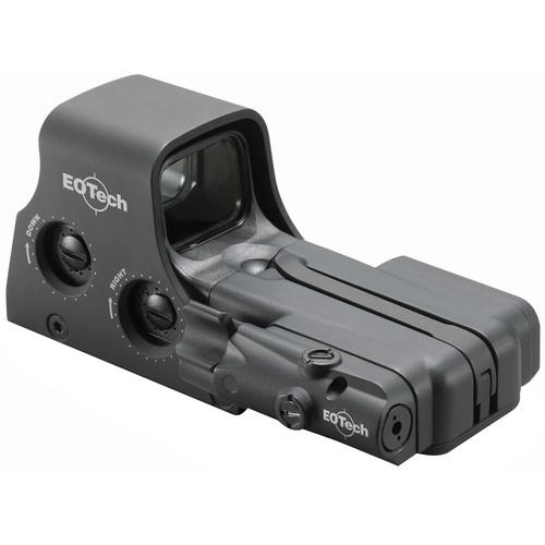EOTech Model 512 Holographic Sight with Laser Battery 512.LBC