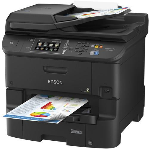 Epson WorkForce Pro WF-6530 All-in-One Inkjet Printer C11CD48201