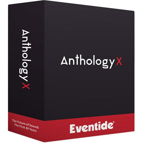 Eventide Anthology X - Plug-In Suite (Download) ET1194-004