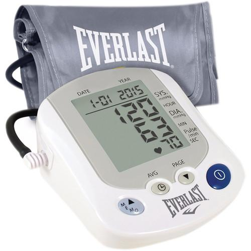 Everlast Health Bluetooth Blood Pressure Arm Band Monitor