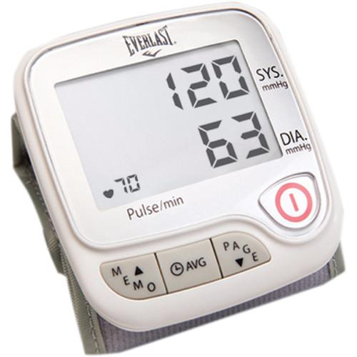 Everlast Health Bluetooth Blood Pressure Wrist Band EVL-BPW2