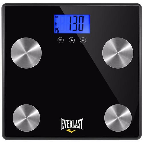 Everlast Health Digital Bluetooth Body Fat Scale EVL-BFS