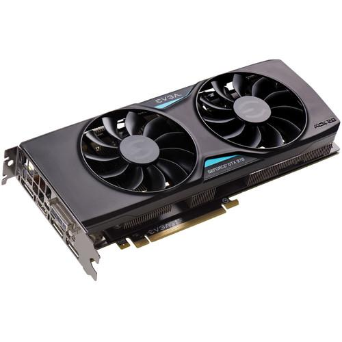 EVGA GeForce GTX 970 Graphics Card 04G-P4-3973-KR