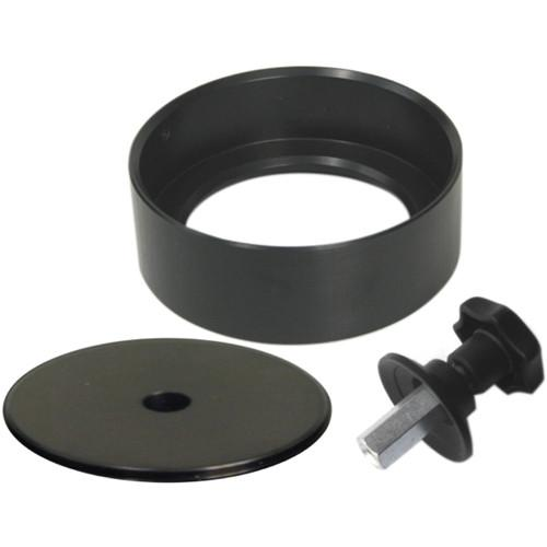 EZ FX 150mm Half Ball Adapter Ring and Plate for EZ Jib EZ