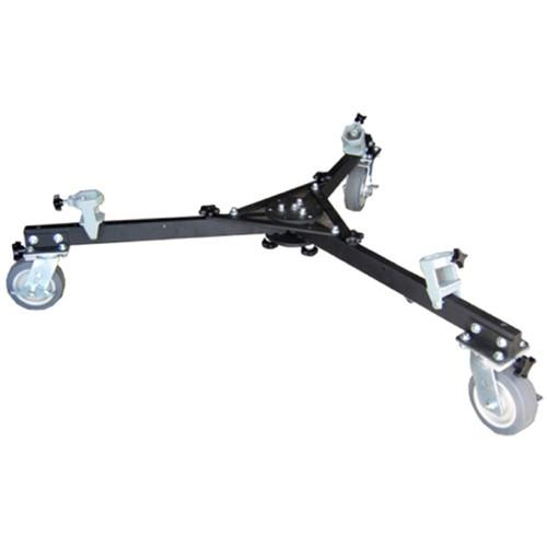 EZ FX Heavy-Duty 3-Wheel Dolly for Tripod EZ HDD 1.0