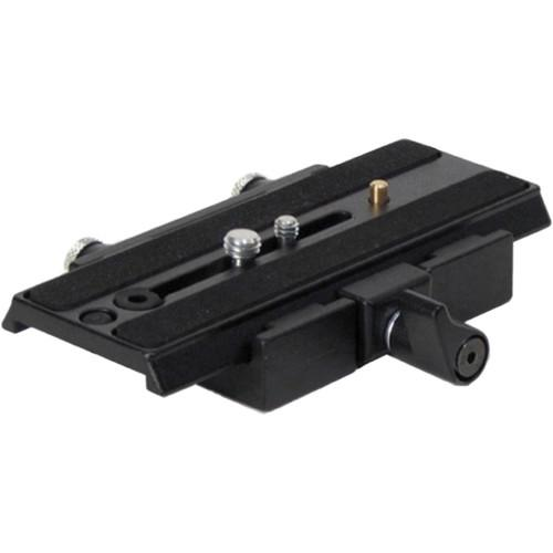 EZ FX Quick Plate for Select Manfrotto Tripod Wedge Plates EZ