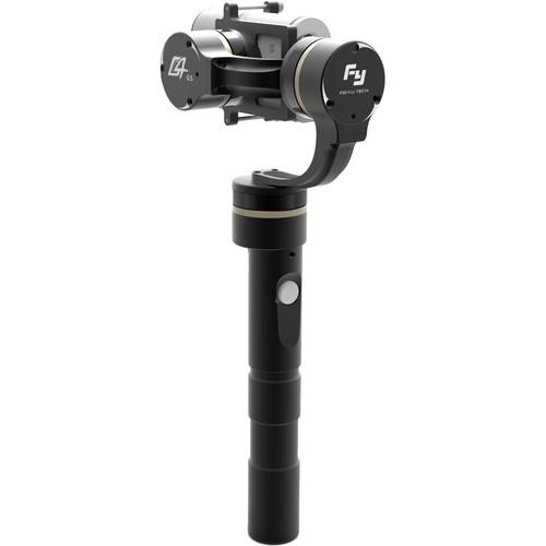 Feiyu G4 GS 3-Axis Handheld Gimbal for Sony Action Cam Kit
