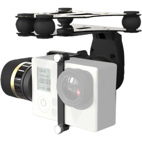 Feiyu MiNi 2D 2-Axis Aircraft Gimbal for GoPro GM-2DA