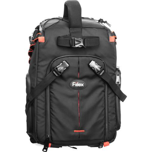 Fiilex Agility Videographer Backpack with Laptop Pocket FLXA045