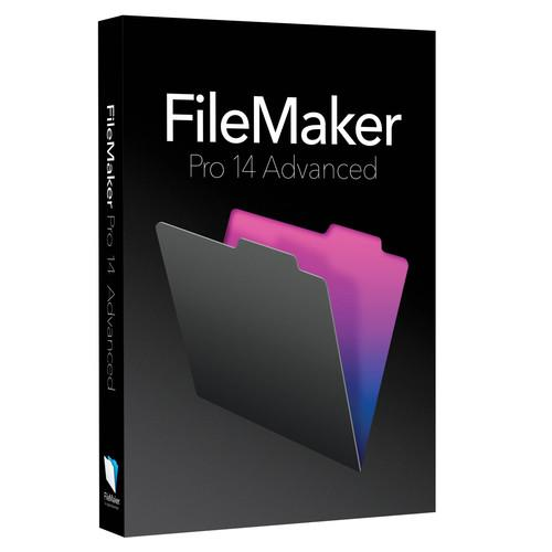 FileMaker  FileMaker Pro 14 Advanced HH2B2LL/A