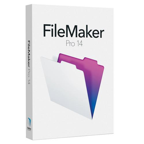 FileMaker FileMaker Pro 14 (Download, VLA Tier 0) FM140031LL