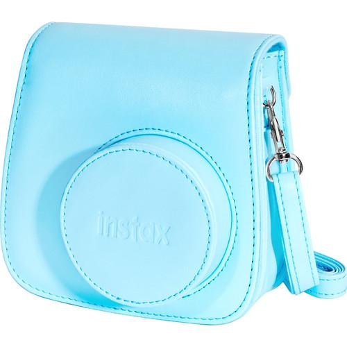 Fujifilm Groovy Case for instax mini 8 Camera (Blue) 600015379