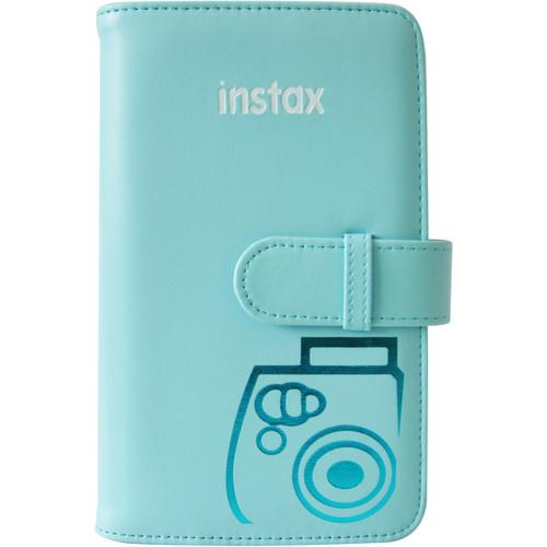Fujifilm Mini Series Wallet Album (Blue) 600015571
