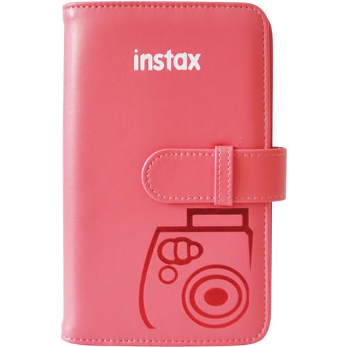 Fujifilm Mini Series Wallet Album (Raspberry) 600015574