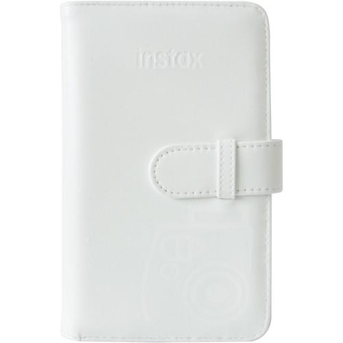 Fujifilm Mini Series Wallet Album (White) 600015575