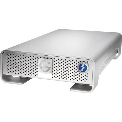G-Technology 4TB G-DRIVE with Thunderbolt with Gobbler 0G03937