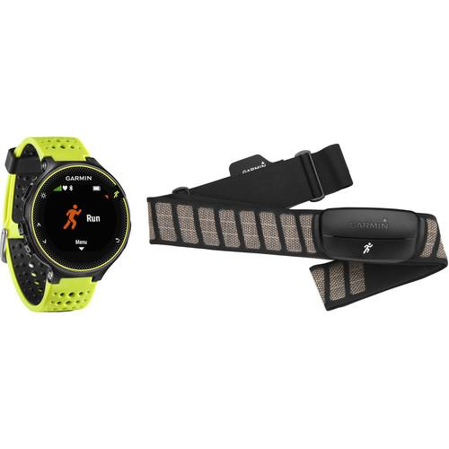 Garmin Forerunner 230 GPS Running Watch with HRM 010-03717-51