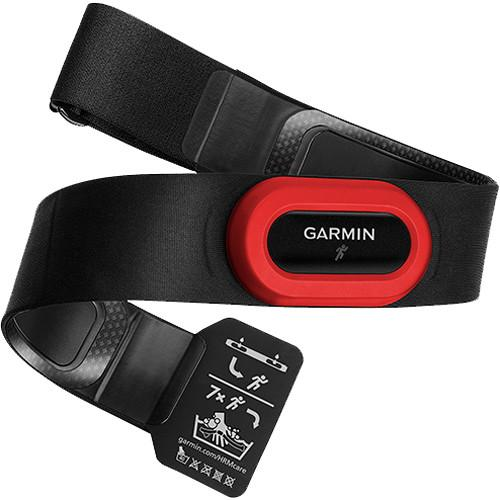 Garmin HRM-Run Heart Rate Monitor (Black/Red) 010-10997-12