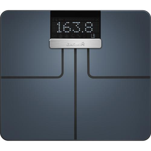 Garmin Index Wi-Fi Smart Scale (Black) 010-01591-00