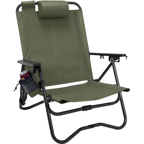 GCI Outdoor Bi-Fold Camp Chair (Loden Green) 63073